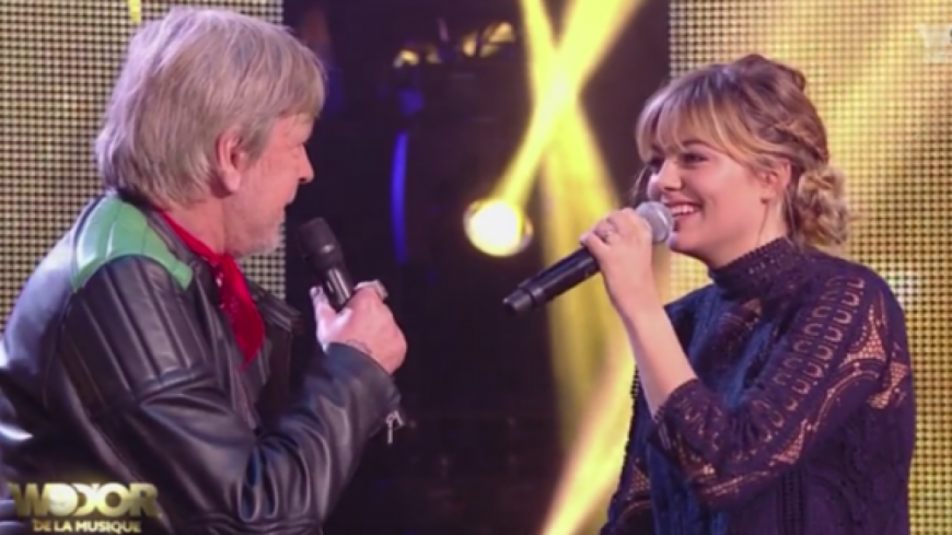 (Vidéo) La jolie surprise de Renaud à Louane
