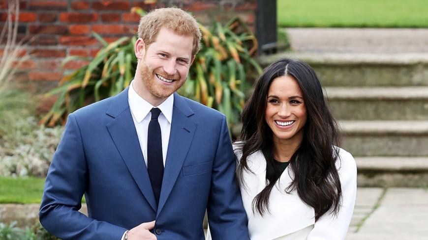 La date du mariage du Prince Harry et de Meghan Markle dévoilée !