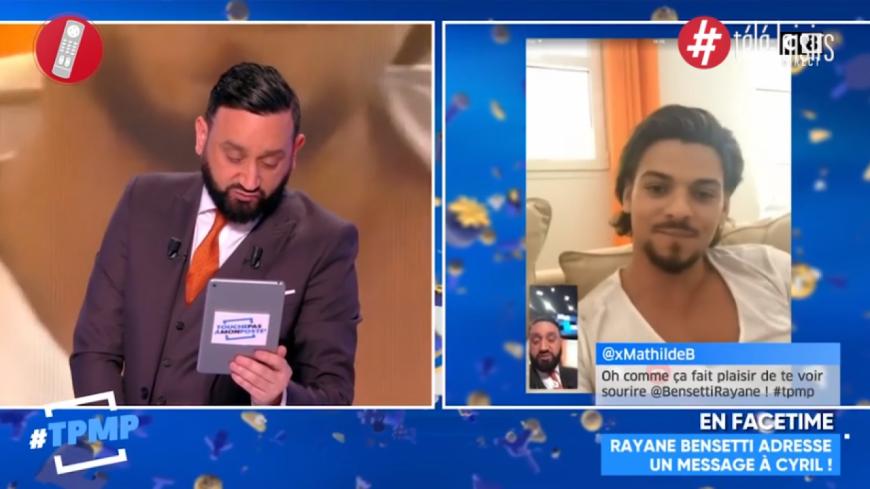 TPMP : Loin de la France, Rayane Bensetti donne de ses nouvelles