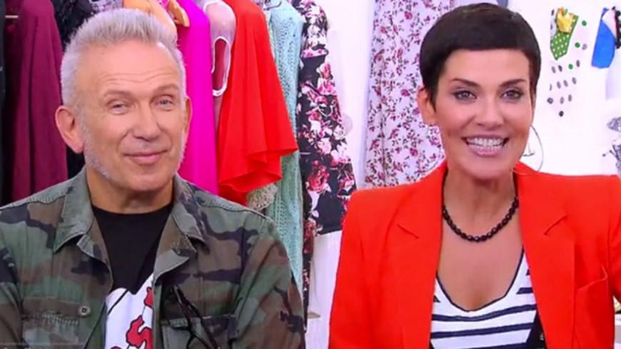 Jean-Paul Gaultier dans les Reines du Shopping