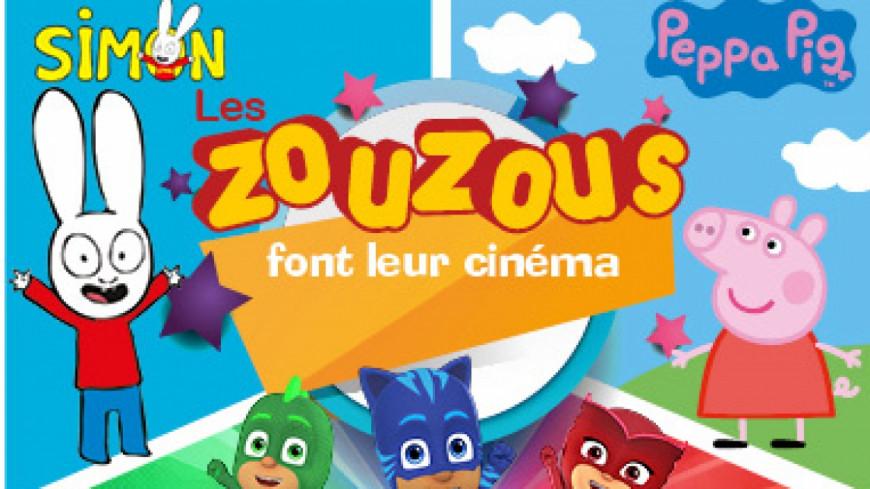 Les Zouzous Font Leur Cinéma Avec M Radio