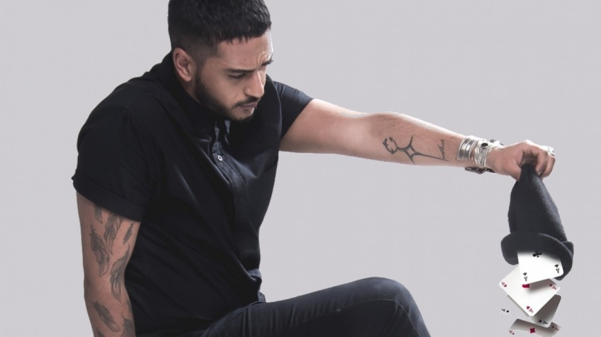 (VIDEO) Slimane en studio !