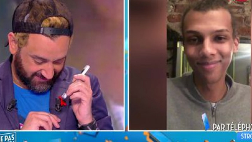 (VIDEO) Stromae appelle Cyril Hanouna en direct.