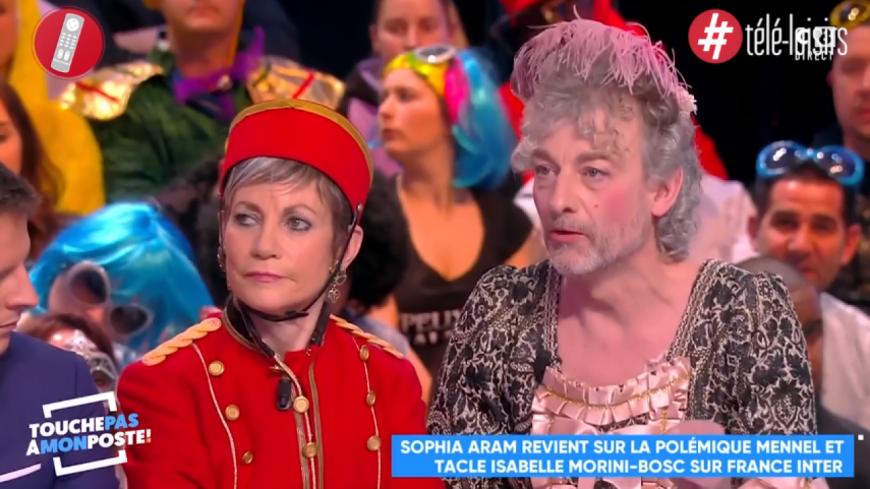 Polémique Mennel : Gilles verdez détruit Sophia Aram