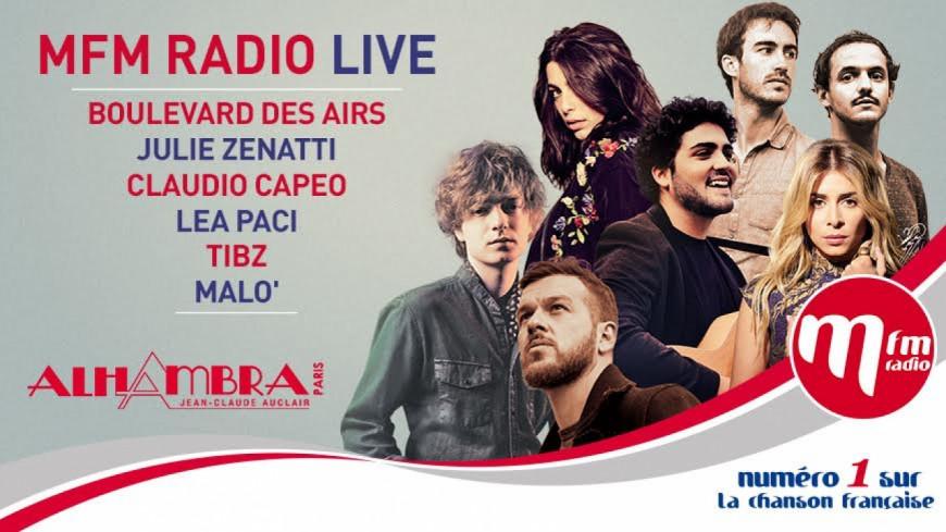 MFM Radio vous invite à un concert privé exceptionnel
