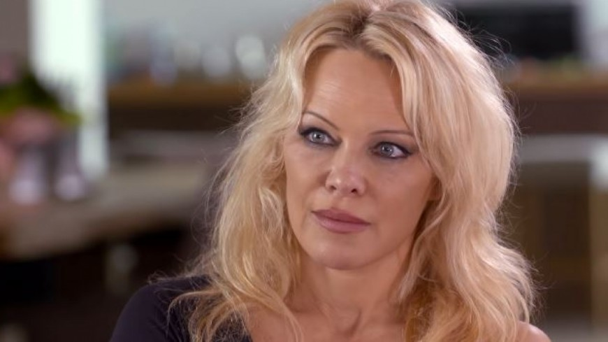 Pamela Anderson : Elle pose sein nu sur Instagram !
