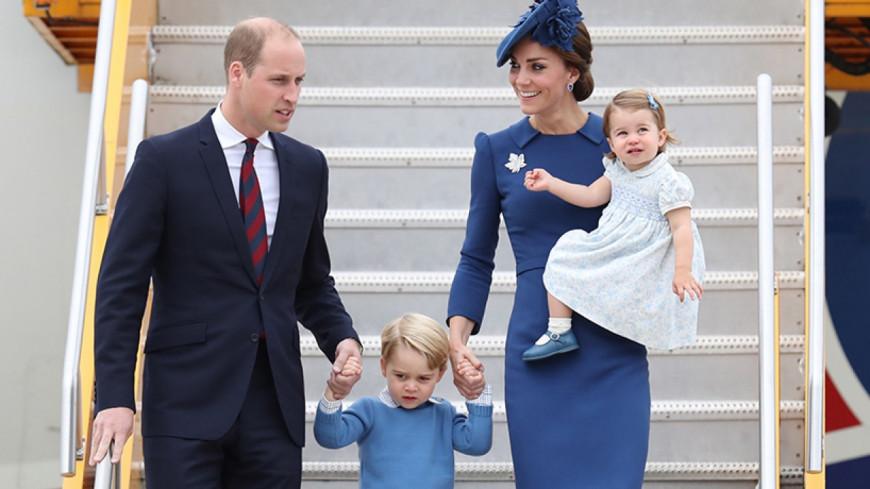 La grosse gaffe du prince William sur le sexe du bébé