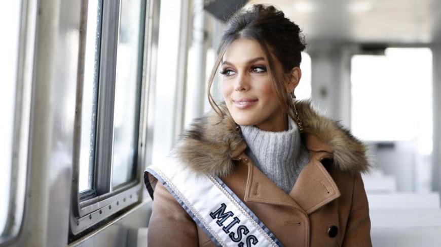 Un journaliste de BFM TV se prend un gros vent par Miss Univers !