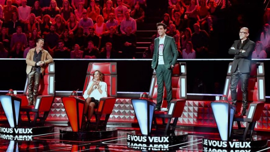 Le vibrant hommage des coachs de The Voice à Johnny Hallyday