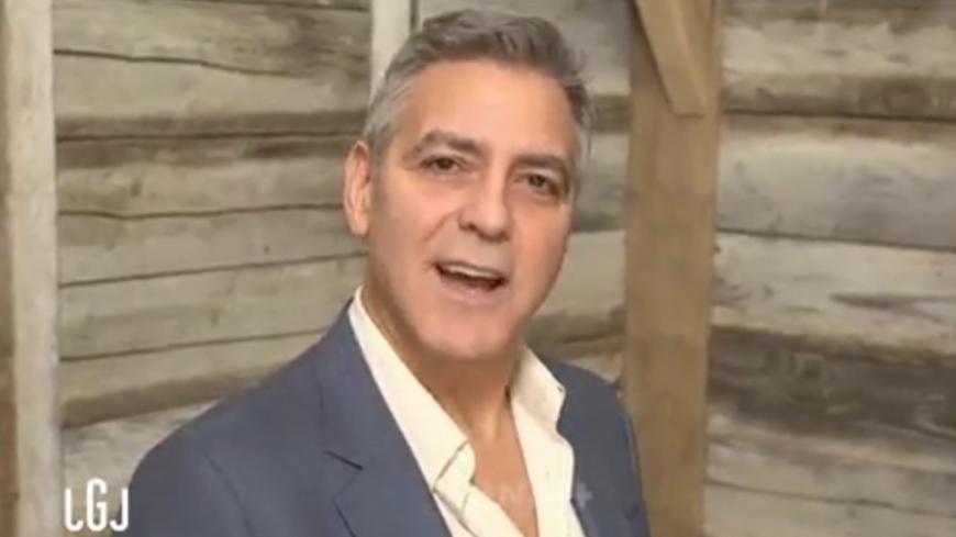 (VIDEO) George Clooney dans un sketch pour les César.