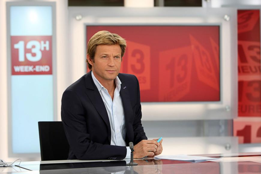Laurent Delahousse quitte le journal de 13h