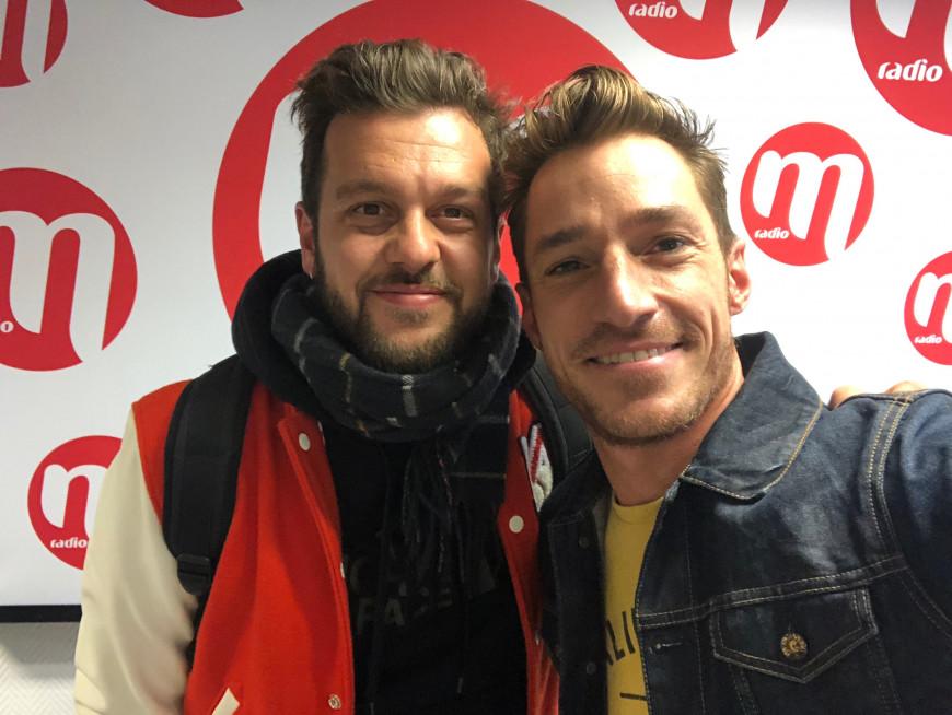 Claudio Capéo était l'invité de David Lantin sur M Radio !