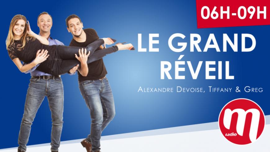 """Podcast """"Quoi de neuf"""" Grand Réveil 08 03"""