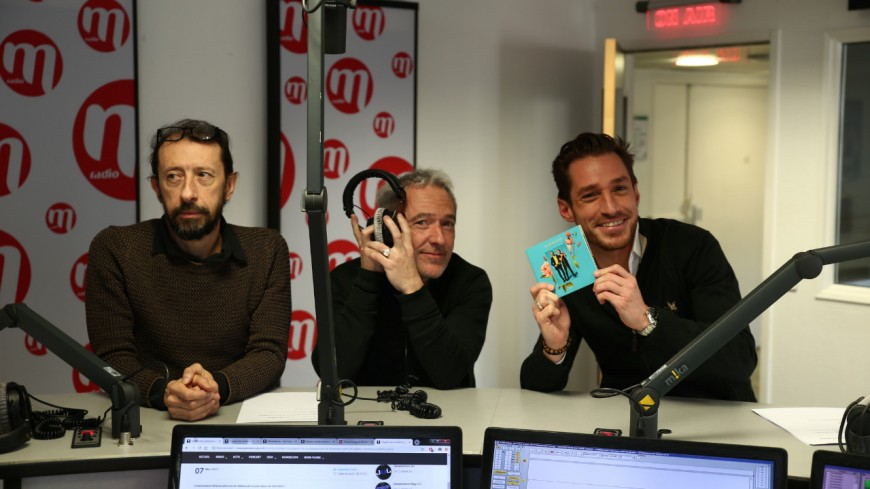Podcast : Les Innocents invités de David Lantin dans En Attendant Midi sur M Radio (15 Mars 2019)