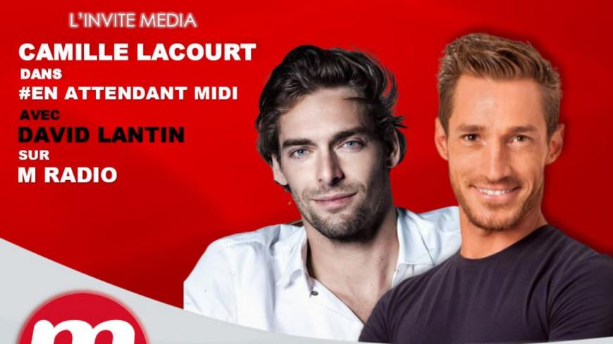 """Podcast En Attendant Midi """" L'Invité Média : Camille Lacourt """" du 21 Mars"""