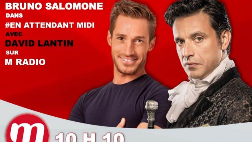 "Podcast En Attendant Midi "" L'Invité Média : Bruno Salomone "" du 27 Mars"