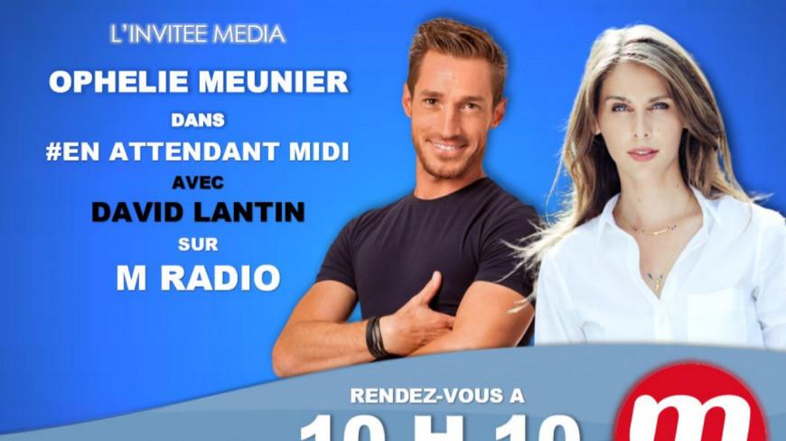 "Podcast En Attendant Midi "" L'Invitée Média : Ophélie Meunier "" du 29 Mars"