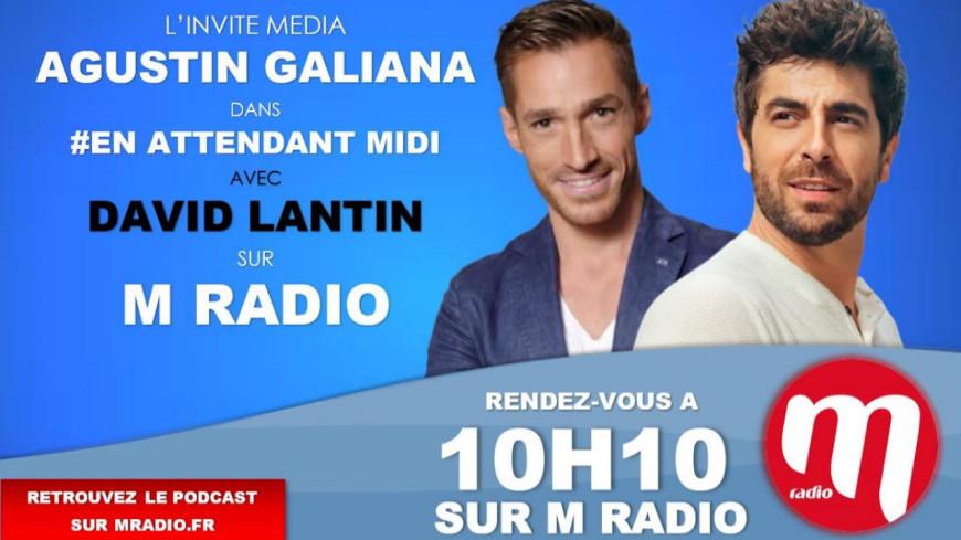 "Podcast En Attendant Midi "" L'Invité Média : Agustin Galiana "" du 27 Mai"