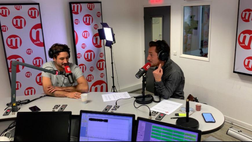 Podcast : JEREMY FREROT invité de David Lantin dans En Attendant Midi sur M Radio (14 Juin 2019)