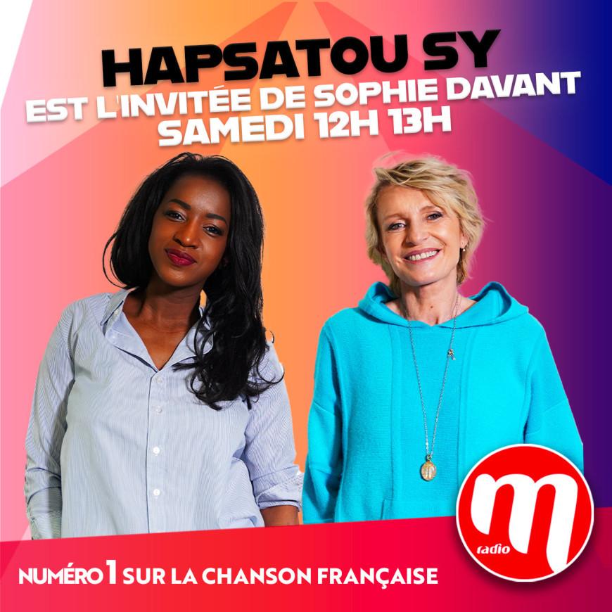 Sophie Davant & Hapsatou Sy