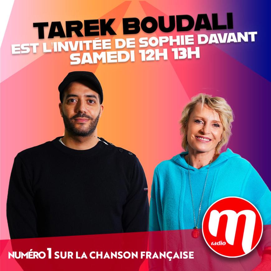 Tarek Boudali & Sophie Davant