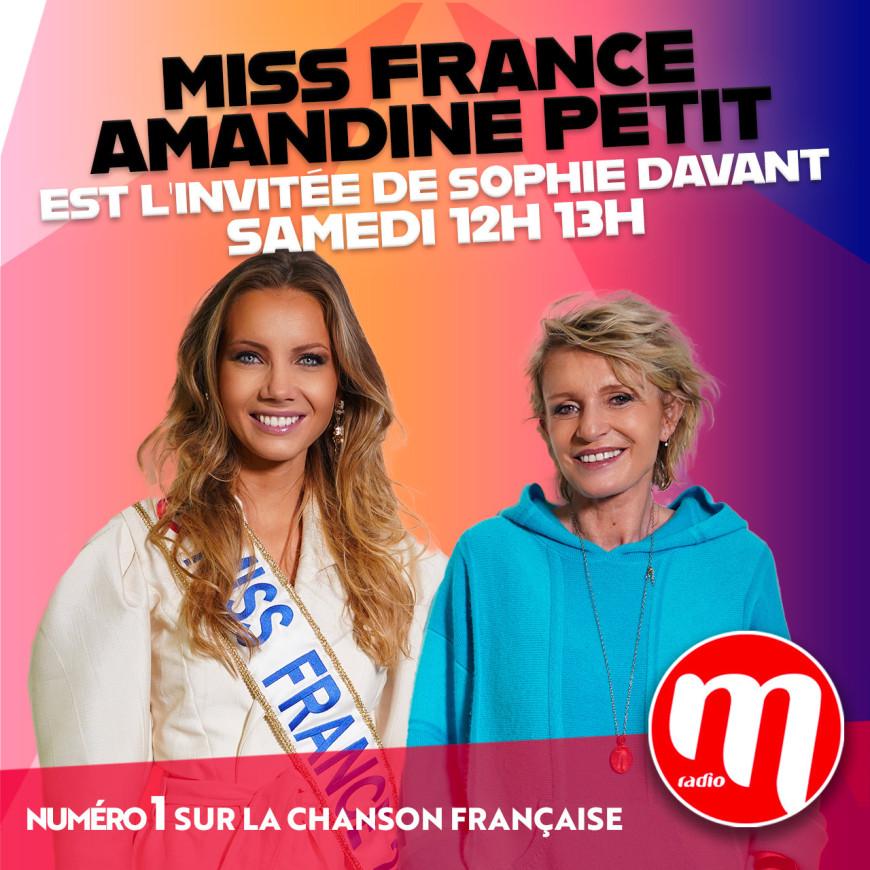 Sophie Davant & Amandine Petit