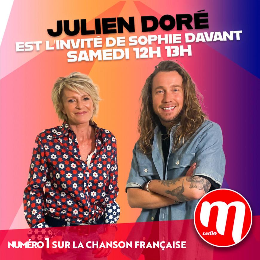 Sophie Davant & Julien Doré