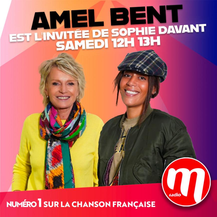 Sophie Davant & Amel Bent