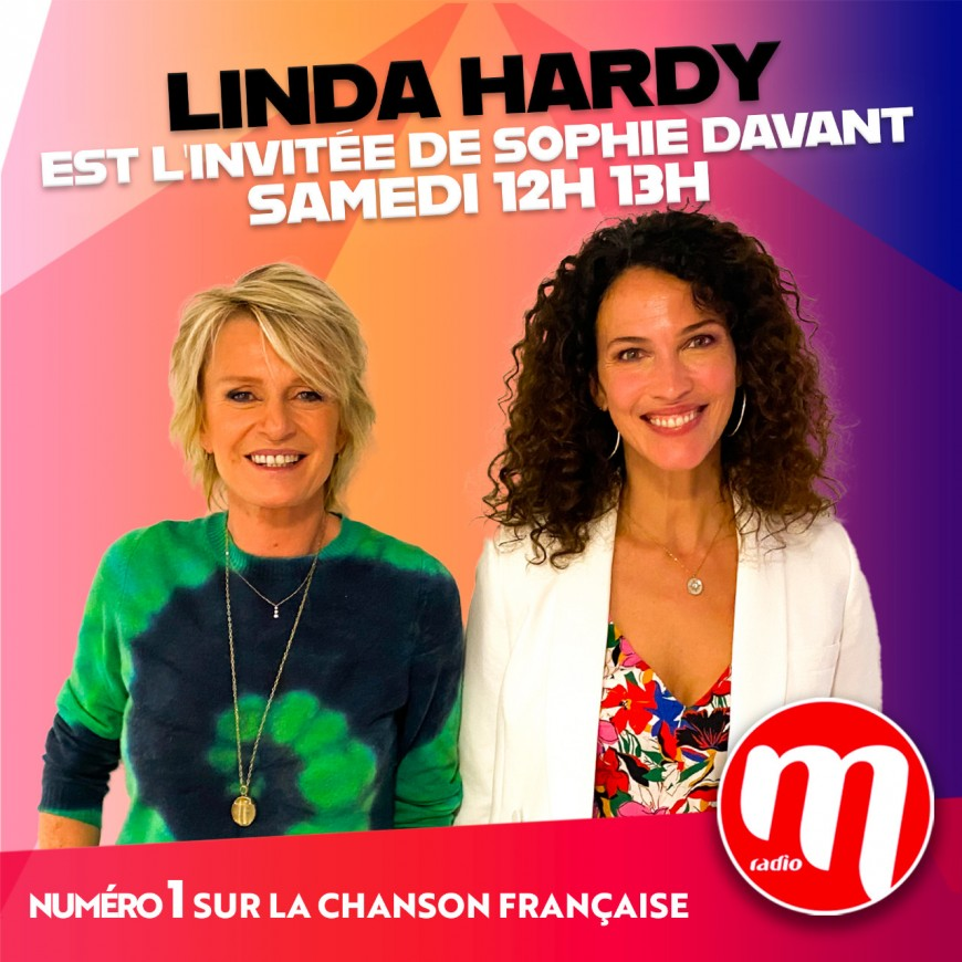 Sophie Davant & Linda Hardy