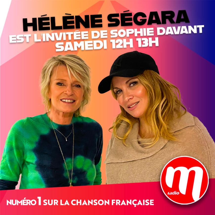 Sophie Davant & Hélène Segara