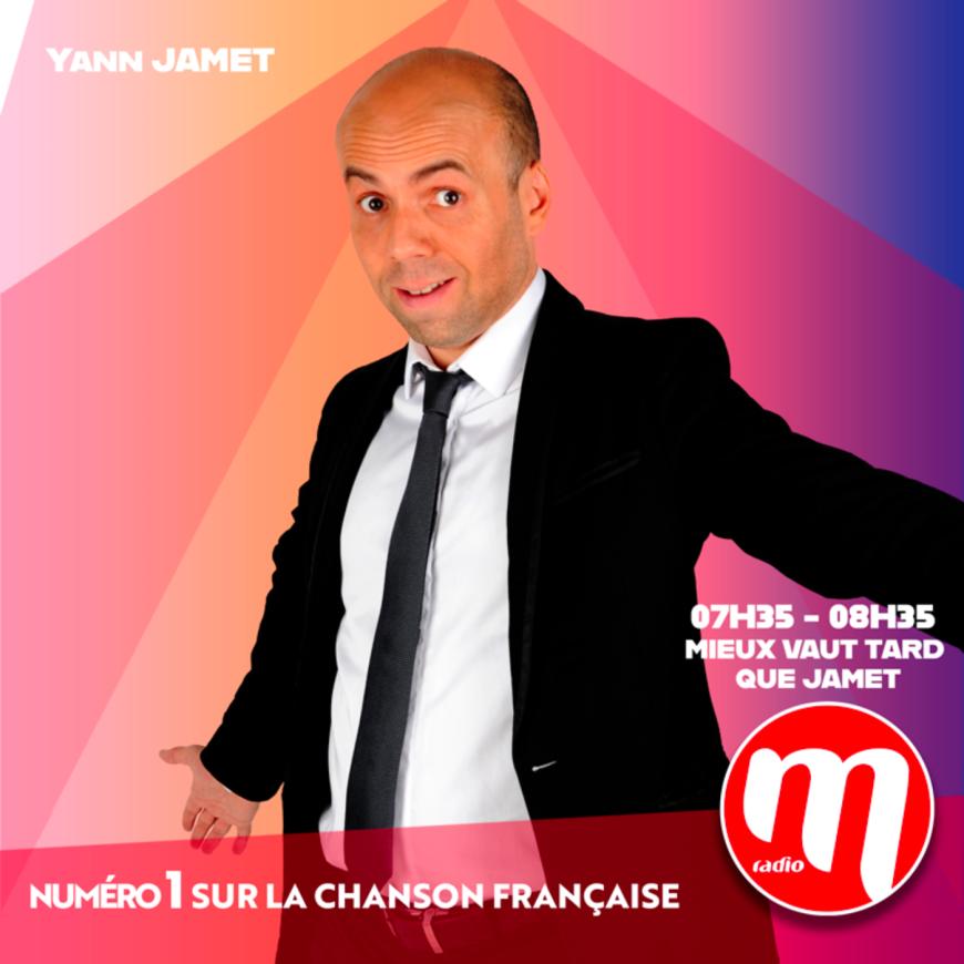 Podcast : Mieux vaut tard que Jamet avec Gaëtan Roussel !