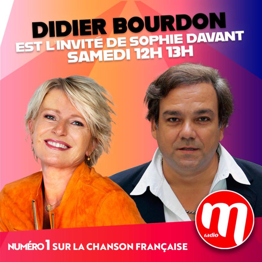 Sophie Davant & Didier Bourdon