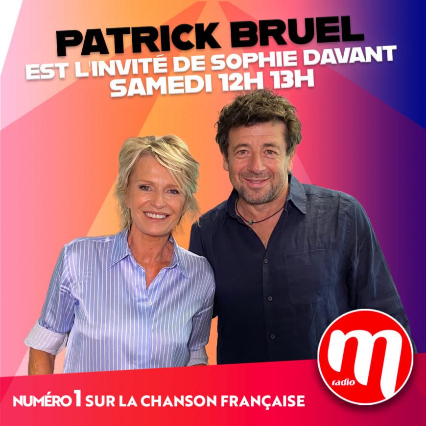 Sophie Davant & Patrick Bruel