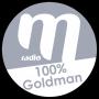 100% Goldman