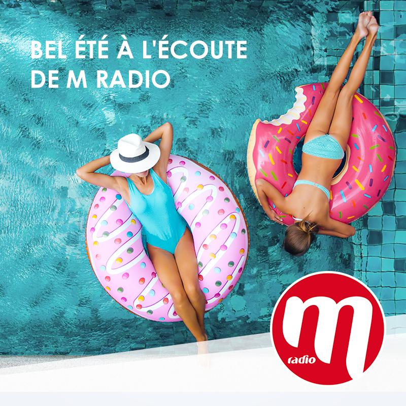 C'est l'été sur M Radio