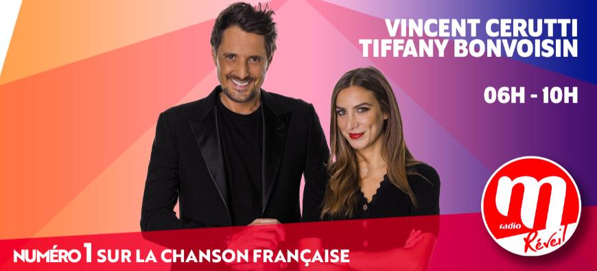 Vincent Cerutti & Tiffany Bonvoisin