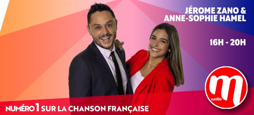 Jérôme Zano & Anne Sophie Hamel