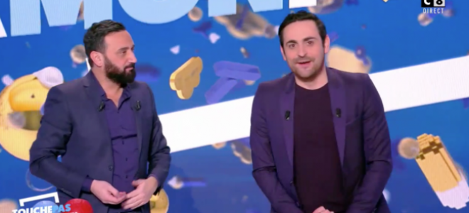 Camille Combal quitte TPMP !