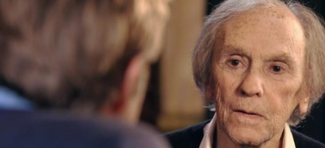 """Jean-Louis Trintignant, atteint d'un cancer, met un terme à sa carrière: """"Je ne me bats pas"""""""