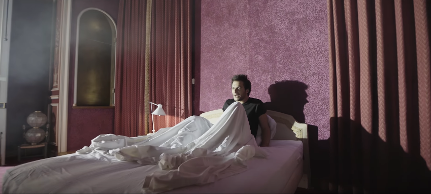 « Au cœur de moi » le nouveau clip d'Amir !
