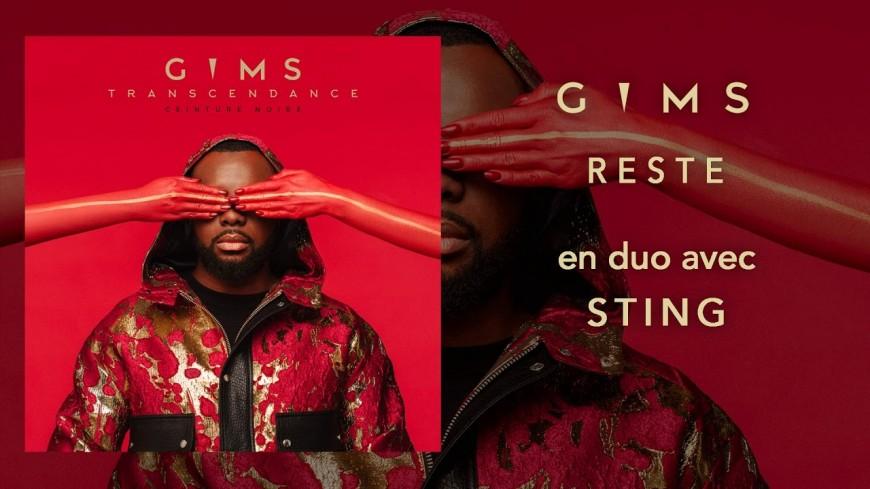 """Découvrez le clip de Gims et Sting """"Reste"""""""