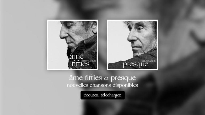 """Découvrez le clip d'Alain Souchon - """"Âme Fifties"""""""