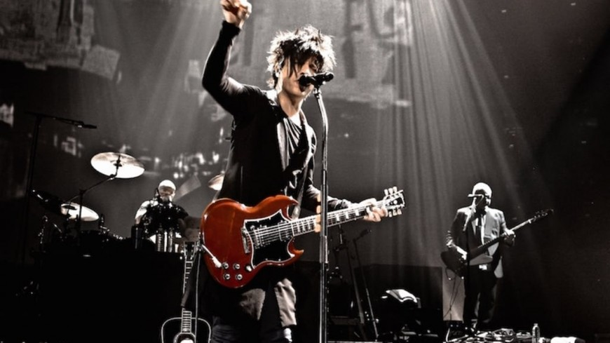Indochine met en ligne son concert du Stade de France sur YouTube !