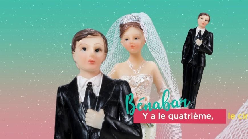"""Bénabar : """"Tous les divorcés"""", un clip pour apprendre les paroles !"""