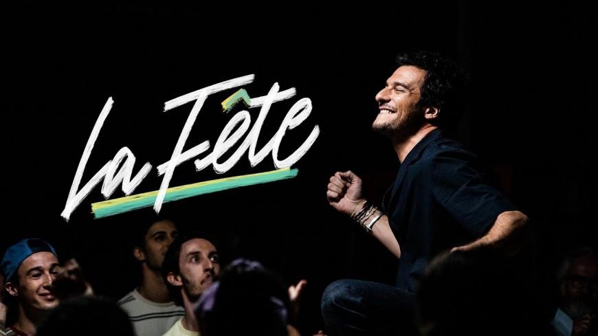 """Top Clip : Après des temps durs, Amir veut faire """"La Fête"""""""