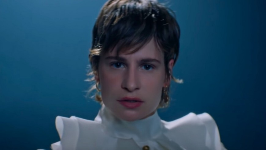 "Christine and the Queens : ""La Vita Nuova"" comme nouveau single !"