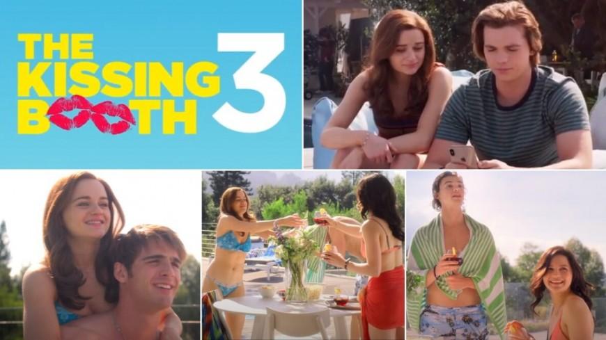 The Kissing Booth 3 : découvrez la bande annonce de la suite des films Netflix