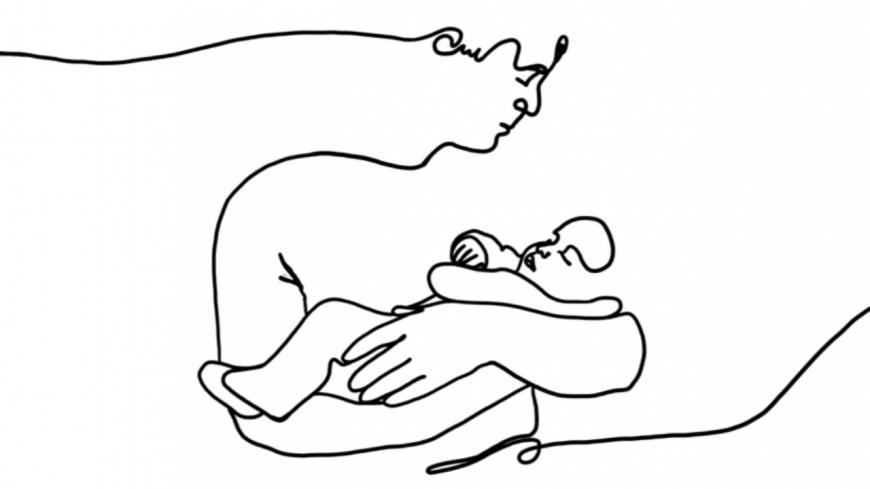 """Patrick Bruel évoque """"Le fil"""" de l'amour filial"""