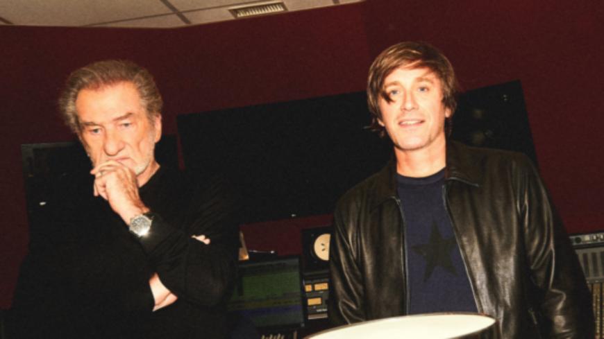 Thomas Dutronc s'offre un duo avec Eddy Mitchell !