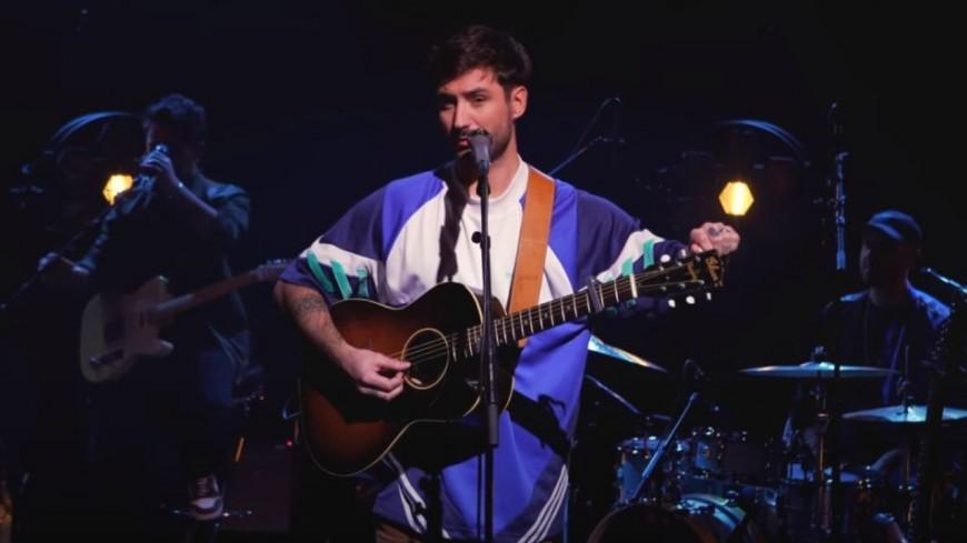 Jérémy Frérot : son concert sur YouTube